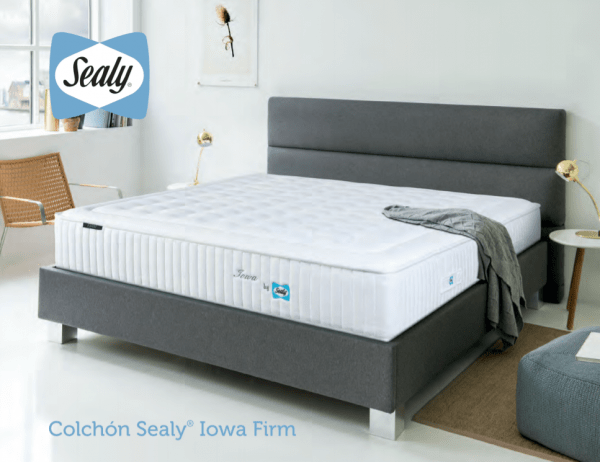 Colchón Iowa Firm Sealy