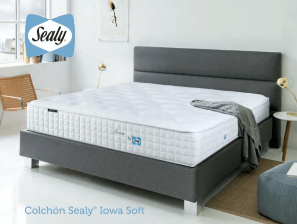 Colchón Iowa Soft Sealy