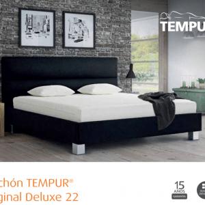 Colchón Tempur Original Deluxe 22