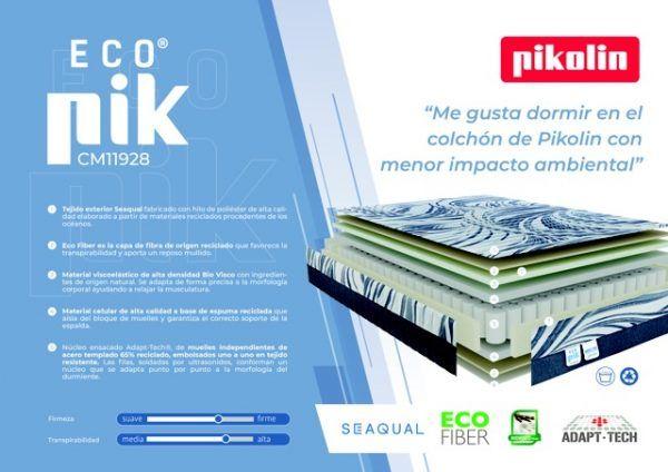Colchón Pikolín Eco Pik