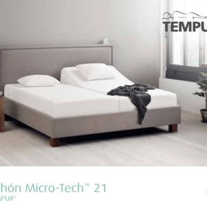 Colchón Tempur Microtech 21